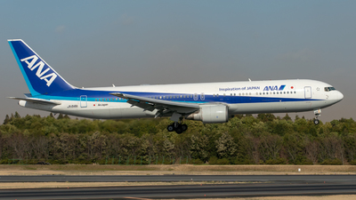 JA616A - Boeing 767-381(ER) - All Nippon Airways (ANA)