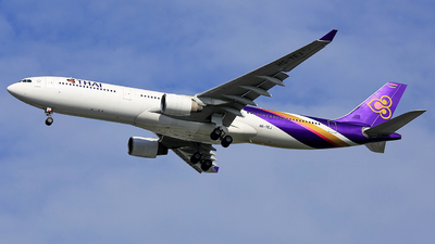 HS-TEJ - Airbus A330-322 - Thai Airways International