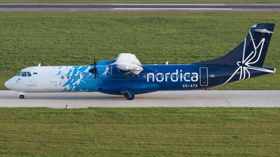 ES-ATA - ATR 72-212A(600) - Nordica