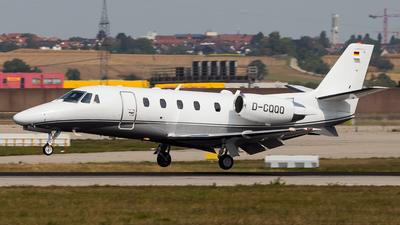 D-CQQQ - Cessna 560XL Citation XLS Plus - DC Aviation