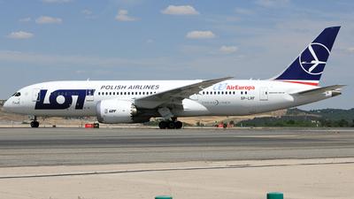 SP-LRF - Boeing 787-8 Dreamliner - Air Europa