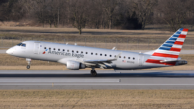 A picture of N112HQ - Embraer E175LR - American Airlines - © DJ Reed - OPShots Photo Team