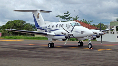 PR-SMI - Beechcraft F90 King Air - Private