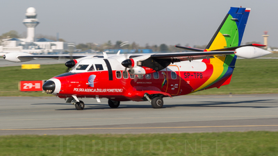 SP-TPB - Let L-410UVP-E15 Turbolet - Polish Air Navigation Services Agency (PANSA)