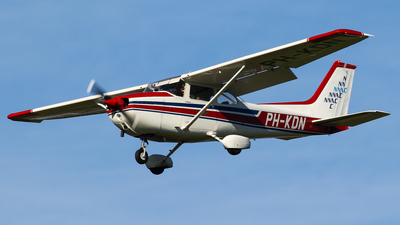 PH-KDN - Reims-Cessna F172N Skyhawk II - Private