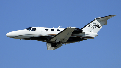N542RK - Cessna 510 Citation Mustang - Private