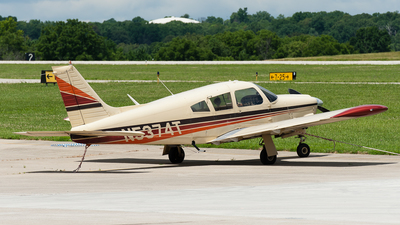 N5374T - Piper PA-28R-200 Cherokee Arrow - Private