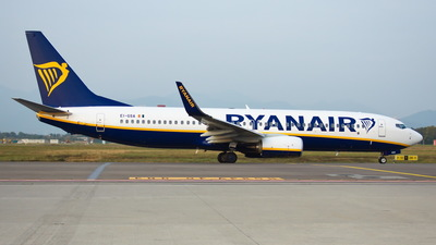 A picture of EIGSA - Boeing 7378AS - Ryanair - © Mario Alberto Ravasio - AviationphotoBGY