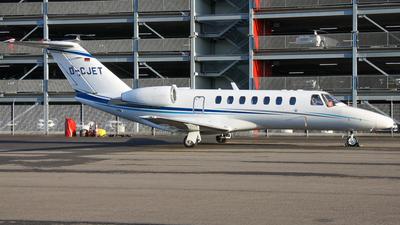 A picture of DCJET - Cessna 525B CitationJet CJ3 - Air Hamburg - © BaszB
