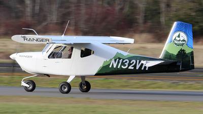 N132VR - Vashon Aircraft Ranger R7 - Northway Aviation