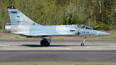109 - Dassault Mirage 2000-5F - France - Air Force
