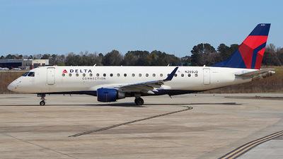 N203JQ - Embraer 170-200LR - Delta Connection (Republic Airlines)