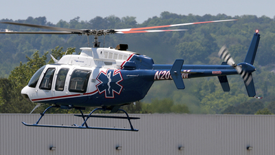 N208AM - Bell 407GX - Air Methods