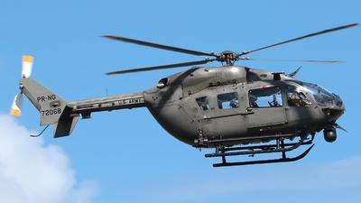 08-72068 - Eurocopter UH-72A Lakota - United States - US Army