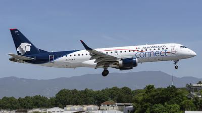 XA-GAG - Embraer 190-100IGW - Aeroméxico Connect