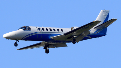 C6-AIP - Cessna 560 Citation Ultra - Private