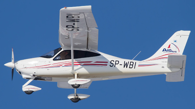 SP-WBI - Tecnam P2008 - Private