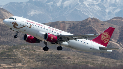 A picture of B6572 - Airbus A320214 - Juneyao Airlines - © zhangmx969