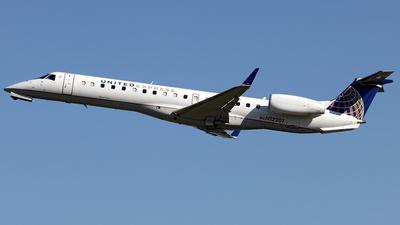 A picture of N12201 - Embraer ERJ145XR - United Airlines - © TOMBARELLI FEDERICO