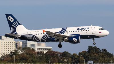 VP-BWL - Airbus A319-111 - Aurora