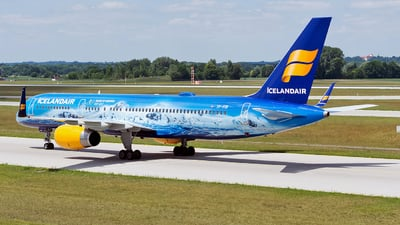 TF-FIR - Boeing 757-256 - Icelandair