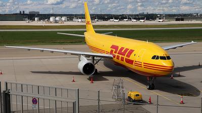 D-AEAB - Airbus A300B4-622R(F) - DHL (European Air Transport)