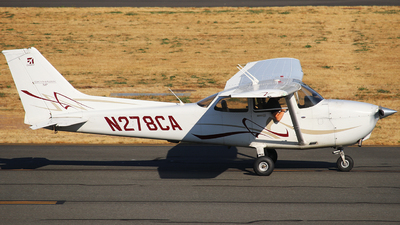 N278CA - Cessna 172S Skyhawk SP - Private