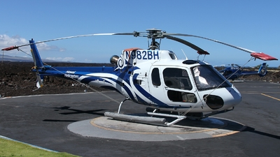 N982BH - Eurocopter AS 350B2 Ecureuil - Blue Hawaiian Helicopters