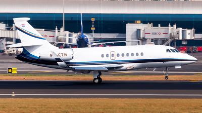 PH-CTH - Dassault Falcon 2000LX - Private