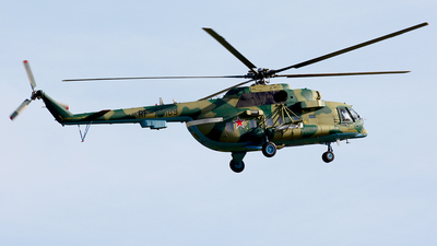 RF-23189 - Mil Mi-8T - Russia - Federal Border Guards Aviation Command