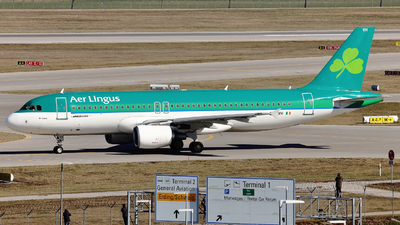 EI-DVH - Airbus A320-214 - Aer Lingus