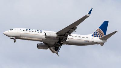 N76522 - Boeing 737-824 - United Airlines