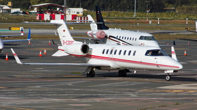 D-CDOC - Bombardier Learjet 45 - Private