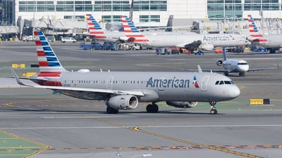 A picture of N138AN - Airbus A321231 - American Airlines - © Jordan Louie