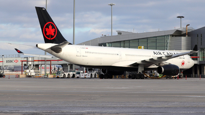 A picture of CGEFA - Airbus A330343 - Air Canada - © Guy Langlois