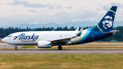 N627AS - Boeing 737-790(BDSF) - Alaska Air Cargo