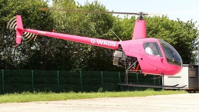 G-WADS - Robinson R22 Beta - Private
