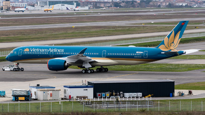 F-WZGB - Airbus A350-941 - Vietnam Airlines