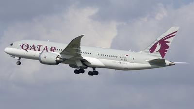 Qatar Airways Airbus A330 202 A7 Aca
