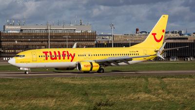 D-ATUA - Boeing 737-8K5 - TUIfly