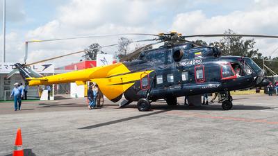 HK-4900 - Mil Mi-171A Baikal - Vertical de Aviación