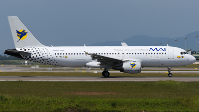 A picture of XYALJ - Airbus A320214 - Myanmar Airways International - © Vicknesh PS