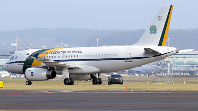 FAB2101 - Airbus VC-1A - Brazil - Air Force