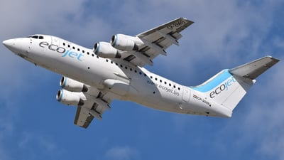 CP-2889 - British Aerospace Avro RJ85 - EcoJet