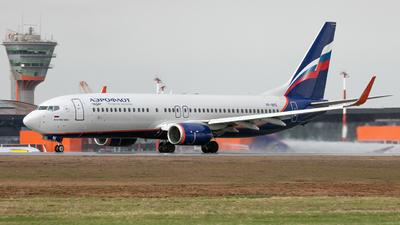 A picture of VPBKE - Boeing 7378LJ - Aeroflot - © Svyatoslav