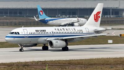 B-6216 - Airbus A319-115(LR) - Air China
