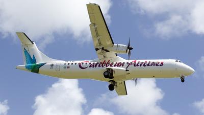 9Y-TTC - ATR 72-212A(600) - Caribbean Airlines