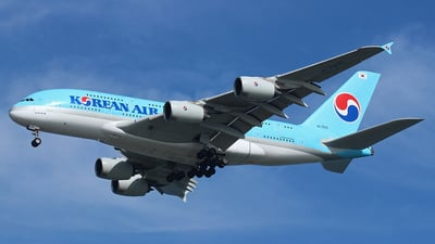 HL7615 - Airbus A380-861 - Korean Air