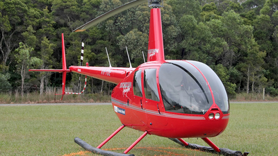 VH-YOE - Robinson R44 Raven - Touchdown Helicopters