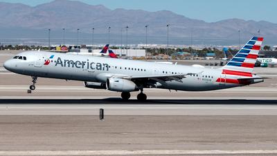 N558UW - Airbus A321-231 - American Airlines